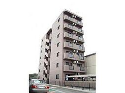 静岡県沼津市三枚橋町の賃貸マンションの外観
