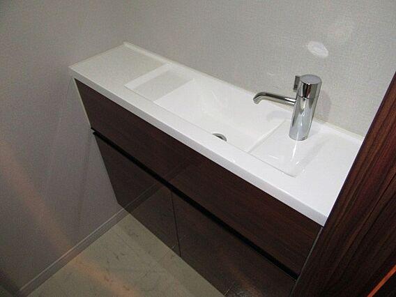 トイレ内の手洗...
