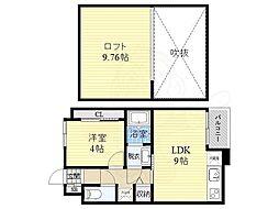 千林大宮駅 7.2万円