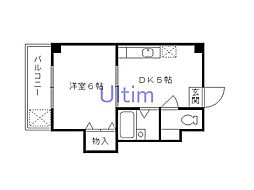 烏丸駅 5.3万円