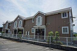 徳島県徳島市国府町和田字原淵の賃貸アパートの外観