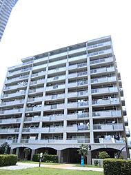 酉島リバーサイドヒルなぎさ街16号棟[8階]の外観