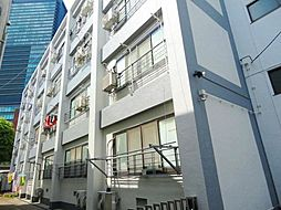 城南アパート[2階]の外観