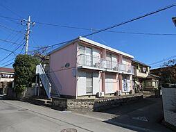 フォーブルキシダ[2階]の外観