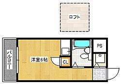 西鉄バス 久留米工業大学前 1.9万円