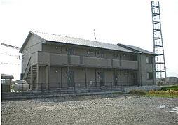 ヴィラシャルマンB棟[2階]の外観