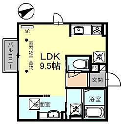 (仮称)D-room上安原