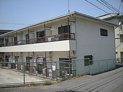 和泉マンション[206号室]の外観