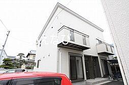 [タウンハウス] 岡山県岡山市中区高屋 の賃貸【/】の外観