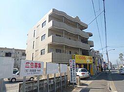 コスモ京塚[201号室]の外観