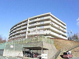 パーシモンヒルズ[2階]の外観