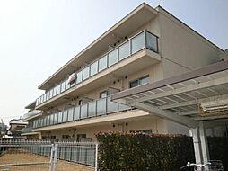 東京都三鷹市北野1の賃貸マンションの外観