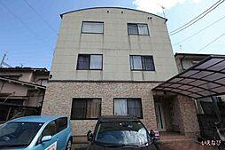 広島県福山市本庄町中2丁目の賃貸マンションの外観
