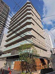 JINEVER上本町[10階]の外観