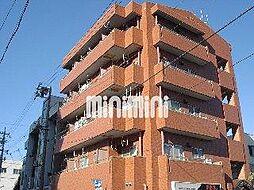 第2清水ビル[4階]の外観