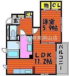 東岡山駅 5.7万円