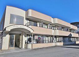 山梨県甲府市古府中町の賃貸アパートの外観