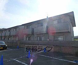 大阪府枚方市長尾家具町の賃貸アパートの外観