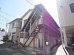 第一大徳荘[205号室]の外観