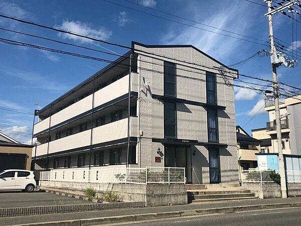 レオパレスIris 3階の賃貸【兵庫県 / 神戸市西区】