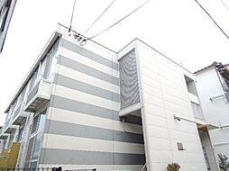 大阪府大阪市平野区平野東2丁目の賃貸アパートの外観