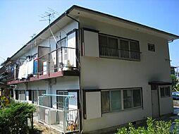 月見ヶ丘アパート[103号室]の外観