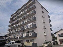 城北マンション[3階]の外観