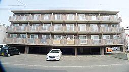 北海道札幌市西区八軒八条東4丁目の賃貸マンションの外観