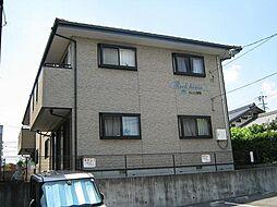 愛知県安城市古井町小仏の賃貸アパートの外観