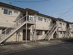 東荘B棟[1階]の外観