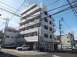 愛媛県松山市萱町5丁目の賃貸マンションの外観
