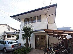 神奈川県川崎市多摩区長沢4丁目の賃貸アパートの外観