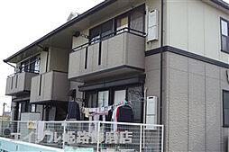 ユウハイツ・山崎[202号室]の外観