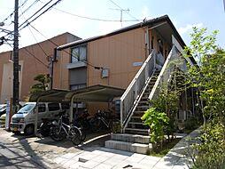 ミツヤハイツII[2階]の外観