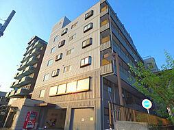 埼玉県蕨市中央5丁目の賃貸マンションの外観