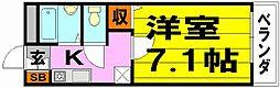 プレミアムメゾン小野原東[1階]の間取り