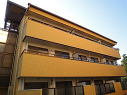 京都府京都市山科区御陵久保町の賃貸マンションの外観