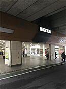 中村橋駅(1763m)