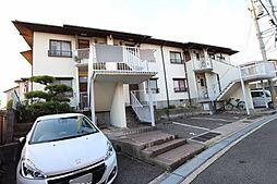 箕面ローレルハイツII[2階]の外観
