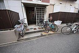 兵庫県西宮市鳴尾町5丁目の賃貸アパートの外観