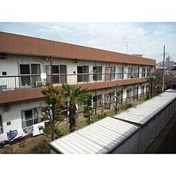 武蔵関アパート2号棟[207号室]の外観