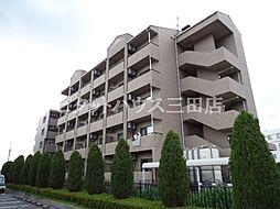 兵庫県三田市三輪2丁目の賃貸マンションの外観