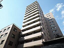 パークキューブ上野[1405号室]の外観