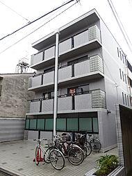 京都府京都市上京区瓢箪図子町の賃貸マンションの外観