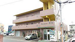 パレスK.S[3階]の外観