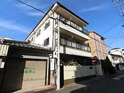 大阪府堺市北区北長尾町7丁の賃貸マンションの外観