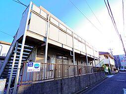 東京都練馬区石神井町7丁目の賃貸アパートの外観
