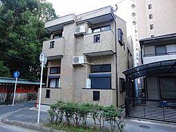 ピュア箱崎八番館[1階]の外観