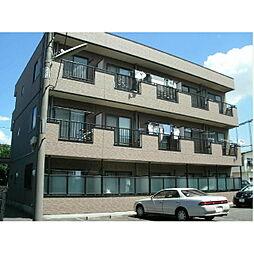 神奈川県川崎市幸区北加瀬2丁目の賃貸マンションの外観