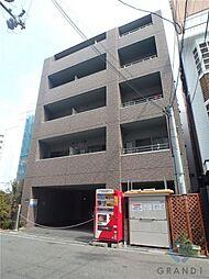 大阪府大阪市淀川区十三本町1の賃貸マンションの外観